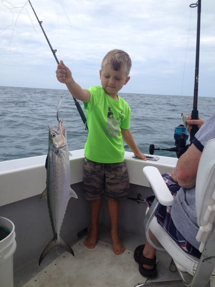 Reel deal sportfishing clearwater fishing charters for Gulf of mexico fishing charters